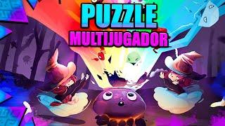 Juegos Puzzle cooperativo 🧩🧠 [ LOS MEJORES JUEGOS MULTIJUGADOR ]