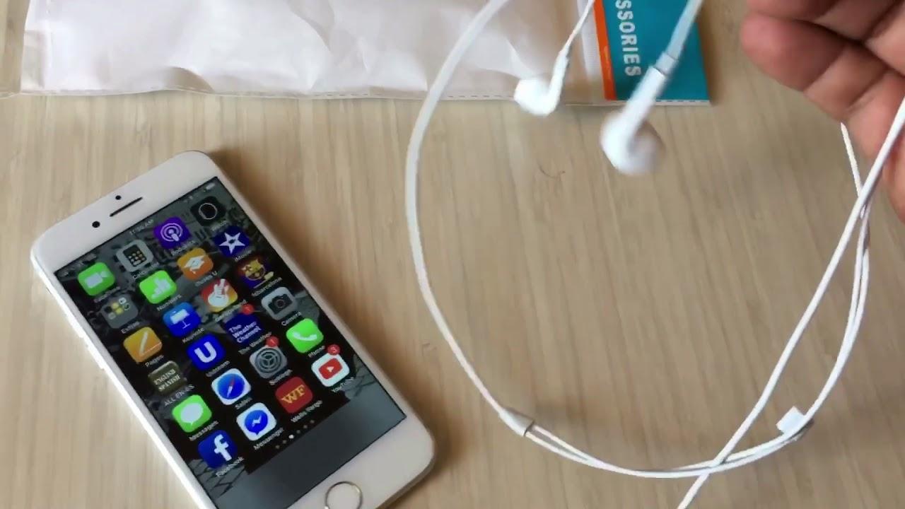 0e36bac643e COMO CONECTAR AUDÍFONOS A UN IPHONE 7, 8, 10, X, Xs, Max, Xr - YouTube