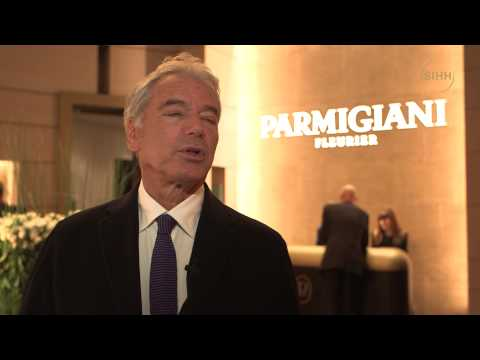 SIHH 2015 - Interview of Jean-Marc Jacot CEO of Parmigiani Fleurier
