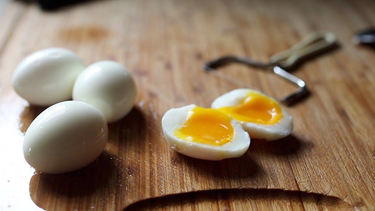Easy L Soft Boiled Egg