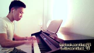 OneRepublic - Something I Need (piano cover by Ducci, HD, download)