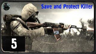 видео Сталкер  SAVE AND PROTECT KILLER скачать