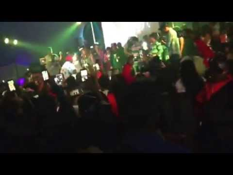 Lady Saw and Beenie Man show at Princehall New Jersey 2015