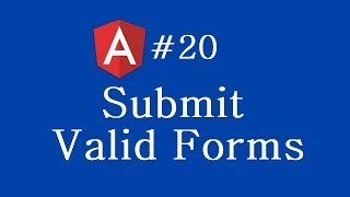 angular 2 tutorial 20 submitting valid forms