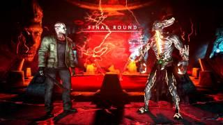 Mortal Kombat X. Фаталити и история Джейсона Вурхиса.