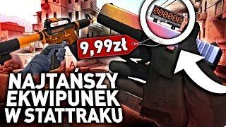 NAJTAŃSZY EKWIPUNEK w STATTRAKU do CS:GO! (2019)