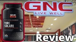 GNC: AMP Protein Isolate Review
