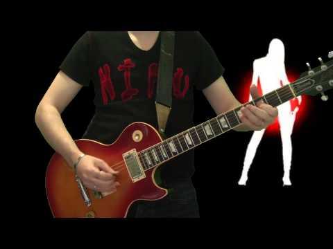 Velvet Revolver – Slither (full guitar cover)