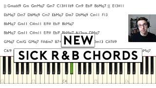 New Sick R&B Chords You Gotta Learn