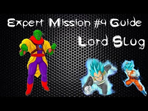 Xenoverse 2 Expert Mission #4 Guide - Defeat Lord Slug
