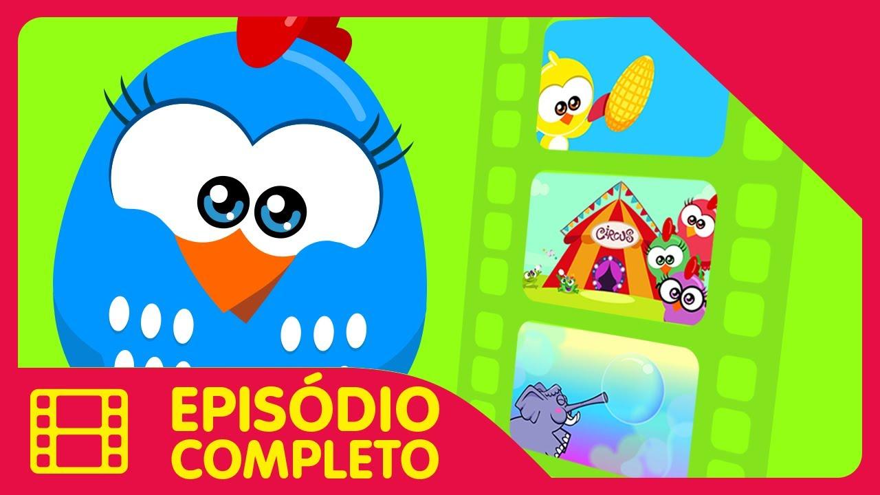 Galinha Pintadinha Mini Episodio 46 Completo 12 Min Youtube