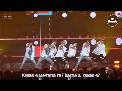 BTS - No More Dream (2017 COMEBACK STAGE LIVE) [BG SUB]
