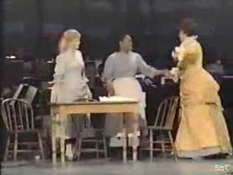 1994 BROADWAY REVIVAL CAST OF SHOW BOAT: Can't Help Lovin' That Man & Ole Man River-STEREO AUDIO