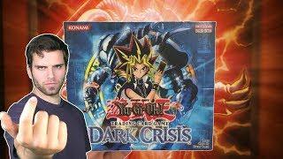 INSANE YuGiOh CLASSIC Dark Crisis 2003 Booster Box Opening! OH BABY!! #1
