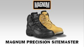 Magnum Precision Sitemaster - Product Specification Video
