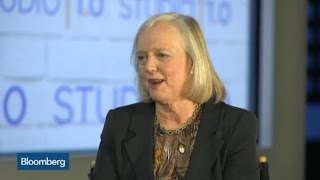 Meg Whitman: Tectonic Plates Shifting in Technology