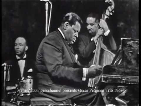 Oscar Peterson trio 1963 Yours Is My Heart Alone