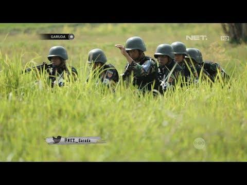 GARUDA - Batalyon Polisi Militer TNI AD Satya Waspada Anoraga
