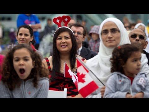 Census Reveals Growing Canadian Diversity