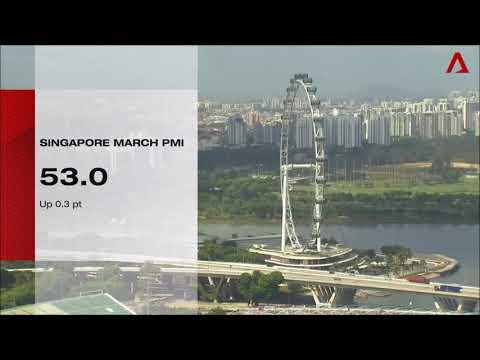 Singapore PMI - March 2018