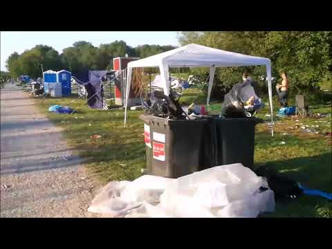 Frequency Festival 2017 Hangover Nr 1 -  along Traisen River