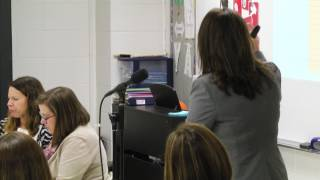 District 96 Board of Education Special Meeting 03-01-17