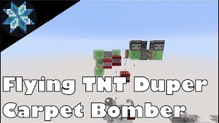 How to Make a TNT Duper Flying Machine!