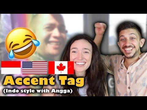 Accent Tag! Bahasa Inggrisnya Suami Direview! (ft. Gurukumrd)