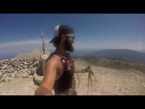 Mt Kerkis trail running (Samos, Greece)