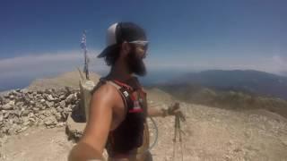 Mt Kerkis trail running (Samos, Greece)