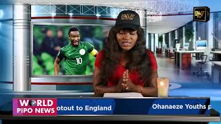 World Pipo news with MONICA Friday