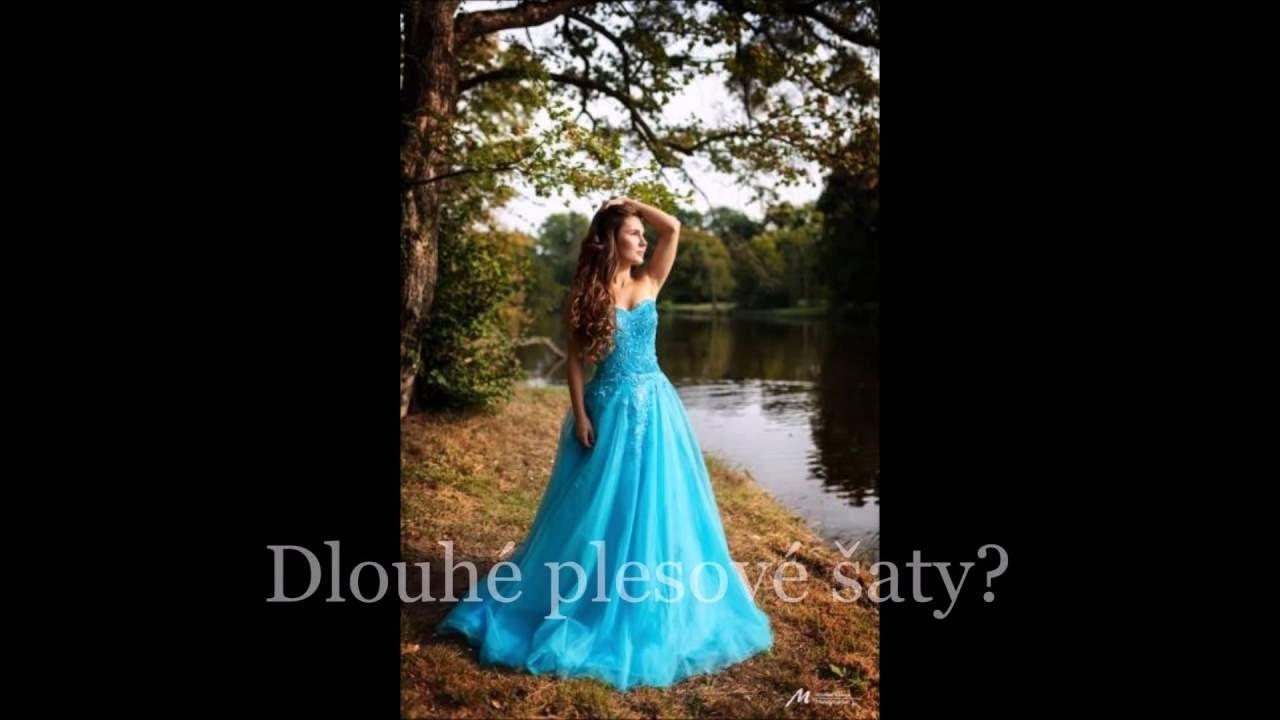 55c2bd369dc0 Společenské a plesové šaty Venésis Dianthé Praha 5 - YouTube
