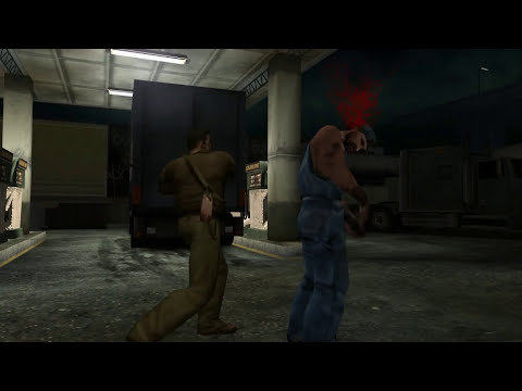 Manhunt 2 PC Extended Executions with Static Camera