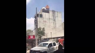 Mexico Earthquake: Major earthquake shakes Mexico City - Sep 19, 2017