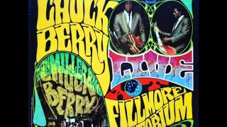 Chuck Berry - Live at Fillmore Auditorium (1967) [Full Album (stereo)]