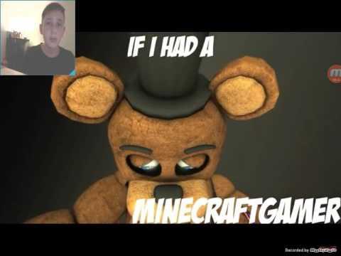 """Mr. Fazbear"" Animation Reaction Fnaf Song"