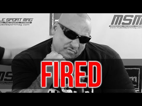 Gregg Valentino Fired Again! (Exclusive Interview)