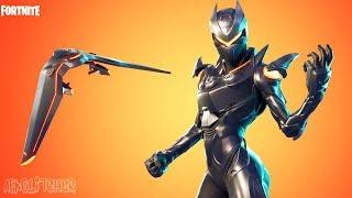 NEW SKIN OBLIVION - PLANEUR TERMINUS! Fortnite Battle Royale