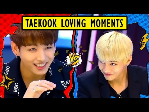 How TAEKOOK Loves Each Other ❤️