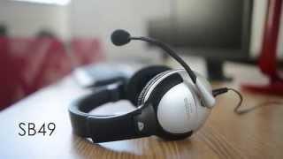 Koss SB49 Communication Headsets