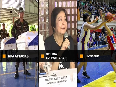 UNTV: Why News (February 17, 2017)