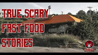 True Scary | Scary Fast Food Stories | Uncle Josh Campfire