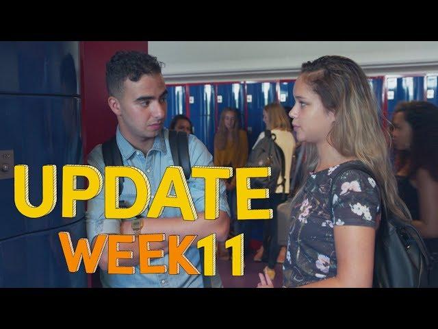 UPDATE week 11 | BRUGKLAS S7