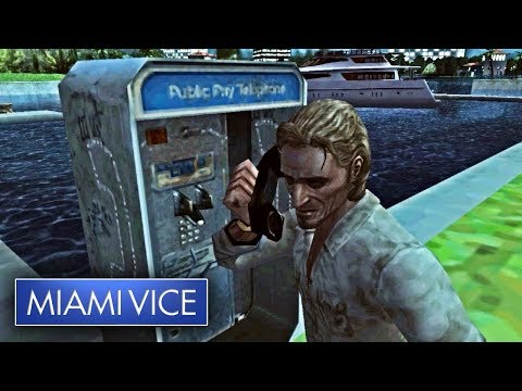 Miami Vice: The Game (PSP) - Mission #8 - Private Harbor