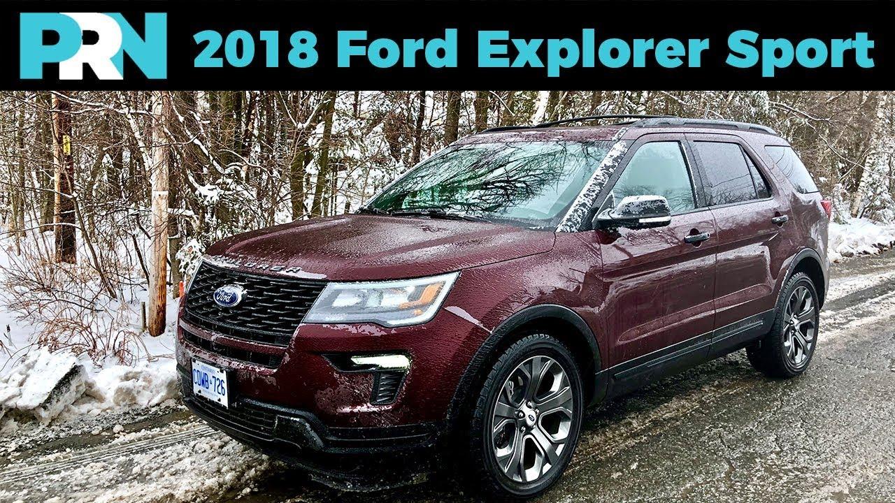 A Mix Of Good Bad 2018 Ford Explorer Sport Testdrive Spotlight