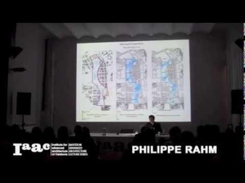 IAAC Lecture Series 2014 - Philippe Rahm