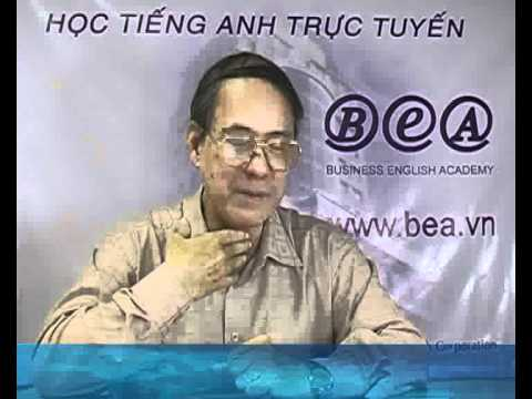 Bai 3   Luyen phat am chuan Anh My Master Spoken English
