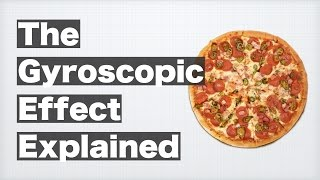 The Gyroscopic Effect Explained Differently