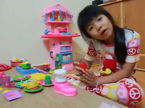 Sunny làm bếp p2