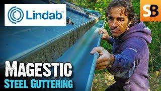 Creaking, Leaking Plastic Gutters? Change to Steel
